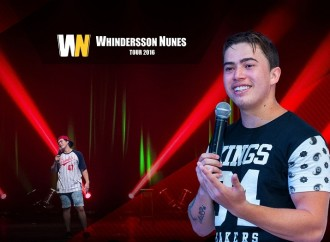 Primeira sessão do show de humor do Whindersson Nunes em Uberlândia tem ingressos esgotados