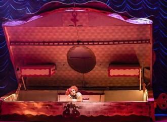 Teatro Municipal é palco de ousado projeto da Kiara Sasso e Lázaro Menezes