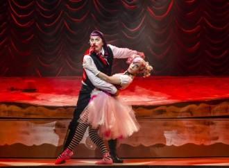 Estrela dos musicais, Kiara Sasso, vem à Uberlândia com 'O Palhaço e a Bailarina'