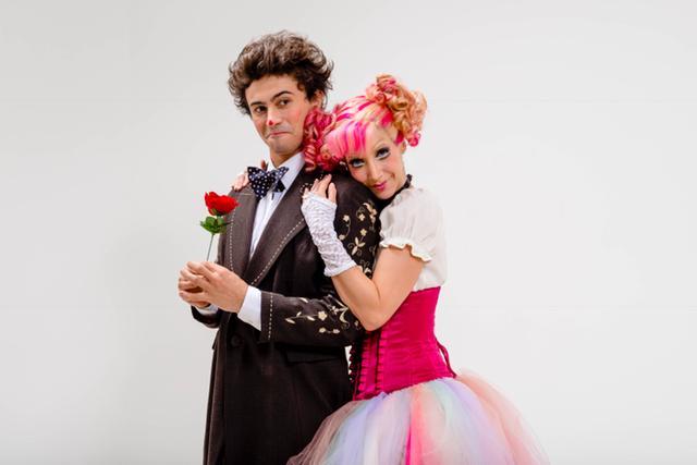 """""""O Palhaço e a Bailarina"""" estreia hoje (1º) em Uberlândia"""