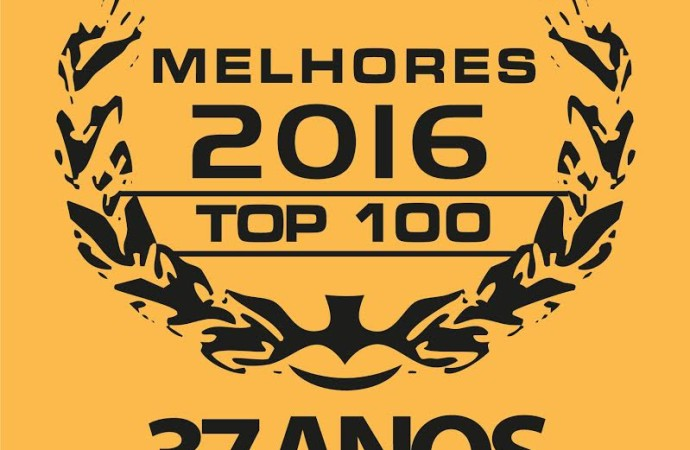 MELHORES DO ANO TOP 100 chega à 37ª edição