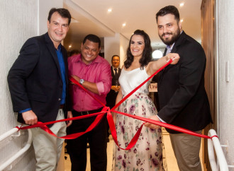 Empresários inauguram Oral Unic em Uberlândia