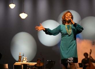 Jane Duboc: um cristal da música brasileira em Uberlândia