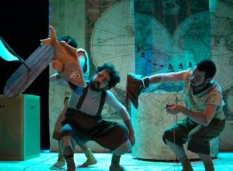 Novo espetáculo da Trupe de Truões será apresentado sexta (31) em Uberlândia