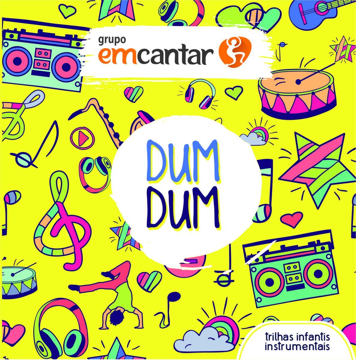 CD DUM DUM _ Grupo EMCANTAR