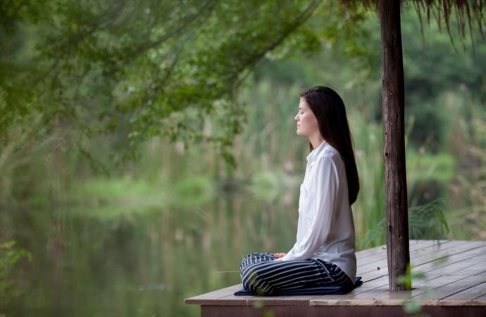 Espaço Criar oferece prática de meditação e relaxamento