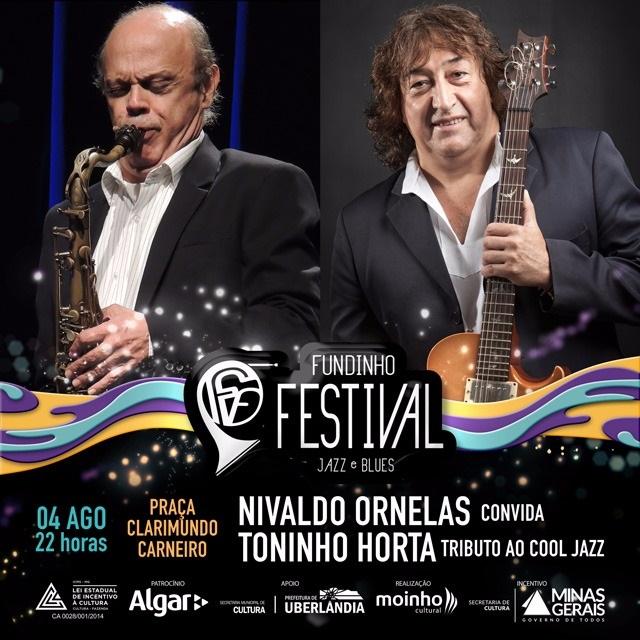 Nivaldo Ornelas e Toninho Horta