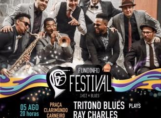 Guitar Slim Jr., de New Orleans (EUA), é grande atração do Fundinho Festival