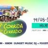 7ª Corrida do Cerrado – Sunset Music acontecerá dia 19 de Agosto em Uberlândia