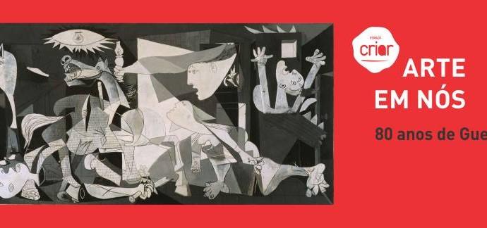 Projeto 'Arte em Nós' celebra 80 anos de 'Guernica' neste mês em Uberlândia