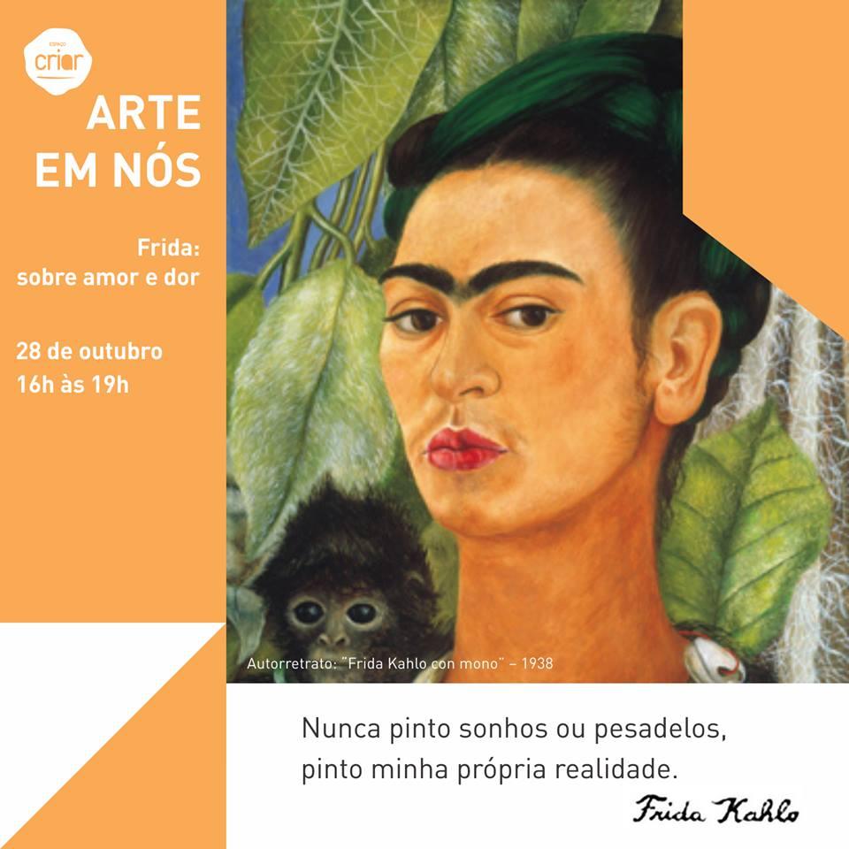 Arte em Nós - Frida
