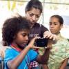 CineOLHAR oferece oficinas de audiovisual gratuitas no bairro Jardim das Palmeiras em Uberlândia