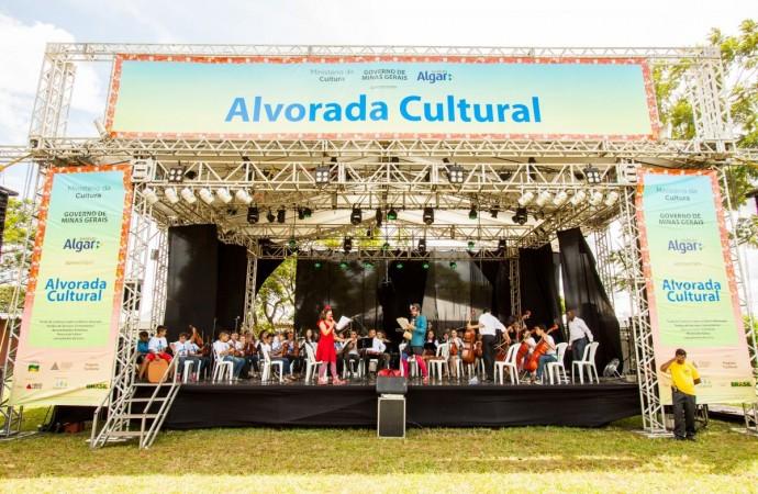 10º Alvorada Cultural apresenta resultados de projetos sociais e 'Os Saltimbancos' do Grupo EMCANTAR