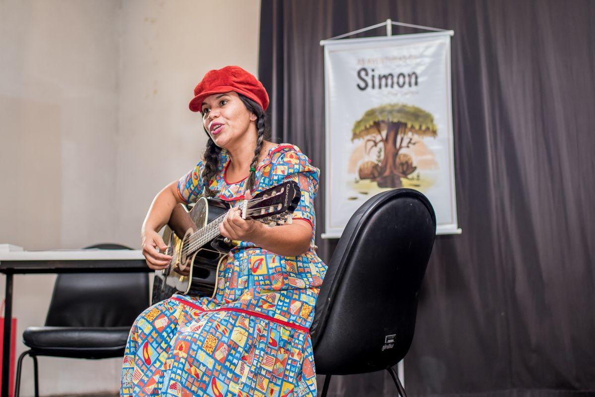Lançamento As Aventuras de Simon - Foto Isadora Gabriela (4)