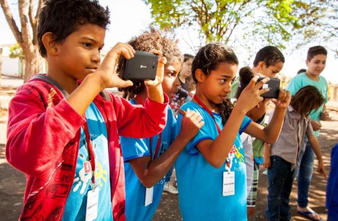 Uberlândia recebe mostra itinerante de vídeos produzidos por crianças e adolescentes