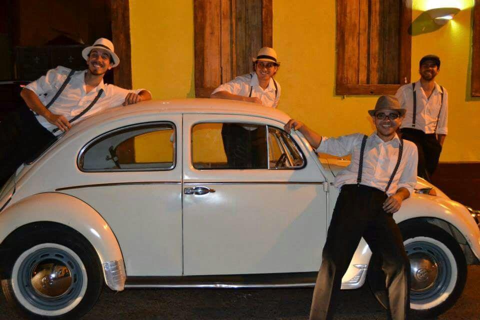 Quarteto Gafieira - Divulgação