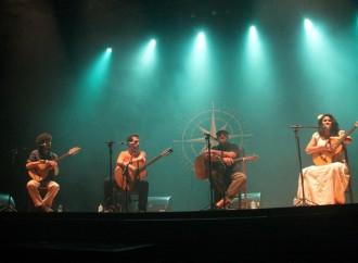 Show Rosa dos Ventos é sucesso de público em Uberlândia