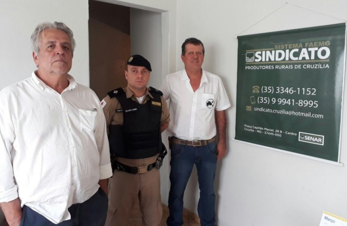 'Rede de Fazendas Protegidas' chega a Cruzília (MG)