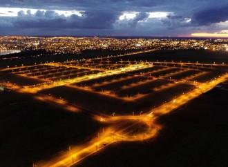 Novo bairro planejado de Uberlândia acaba de ser entregue aos futuros moradores