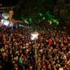 Cine Família na Praça reuniu mais seis mil pessoas em Passos e Poços de Caldas