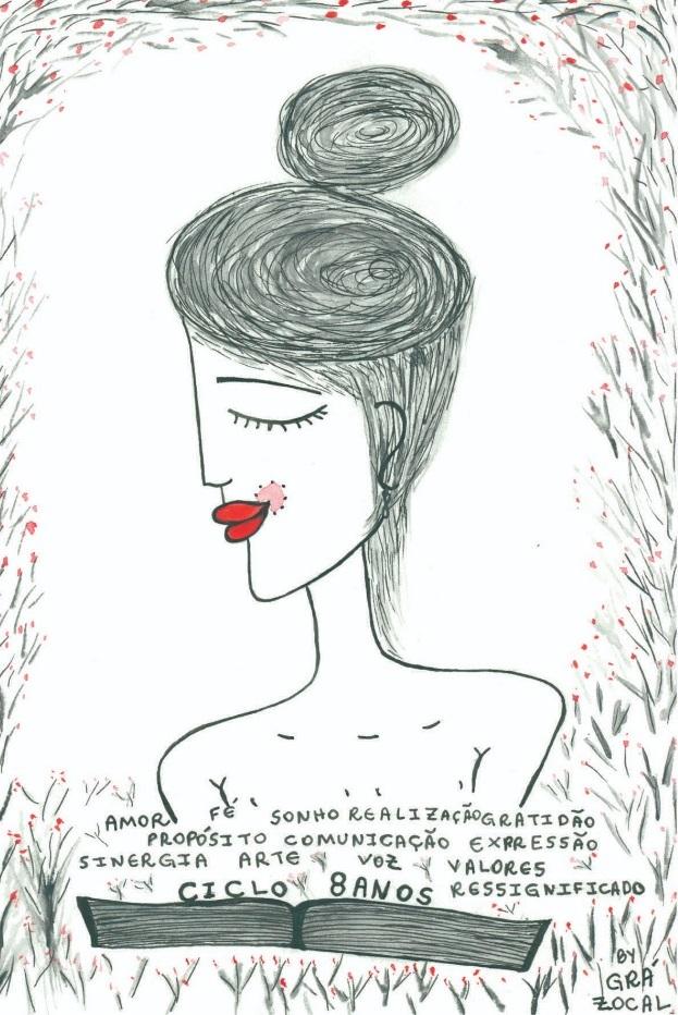 Ilustração by Grá Zocal