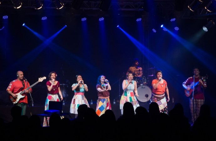 Grupo EMCANTAR estreia 'Canto da Gente' em Uberlândia