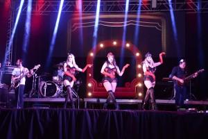 Show Banda Êxtase - Foto Leandro Mendes