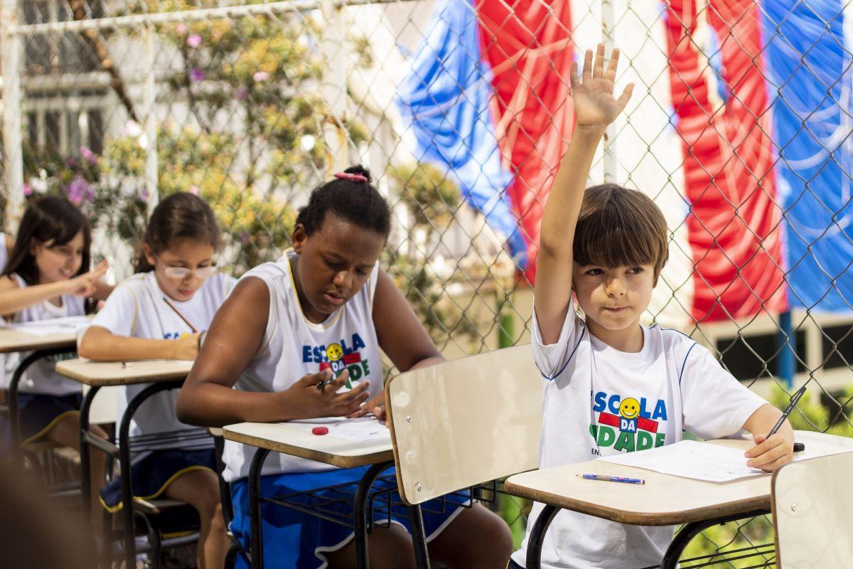 Escola da Cidade - Foto Douglas Luzz