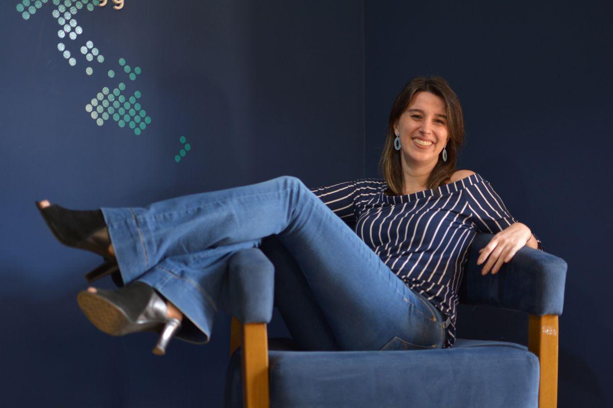 A especialista em planejamento financeiro, Karoline Cinti (01)