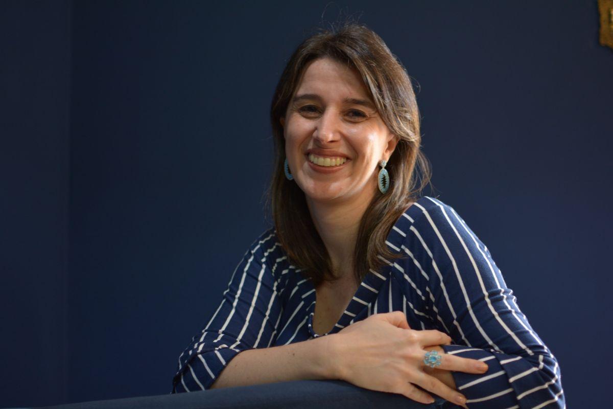 A especialista em planejamento financeiro, Karoline Cinti