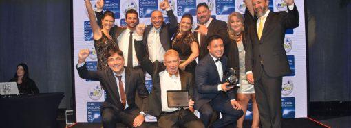 inFlux recebe pela 9ª vez prêmio Destaque de Excelência da ABF