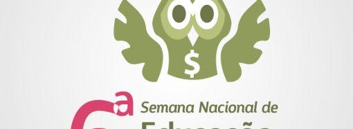 6ª Semana Nacional de Educação Financeira acontece de 20 a 26 de maio