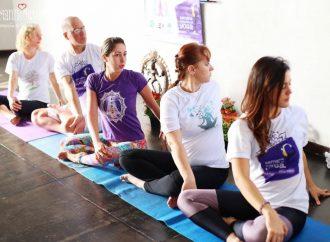 Vem aí 3ª edição da Semana Internacional do Yoga!