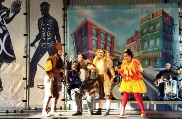 Grupo EMCANTAR apresenta Os Saltimbancos no Teatro Municipal de Uberlândia