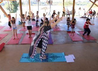3ª Semana Internacional do Yoga reuniu cerca de 2.500 pessoas